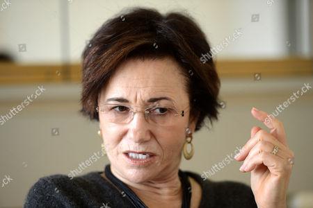 Editorial photo of Elizabeth George, Stockholm, Sweden - 07 Mar 2013