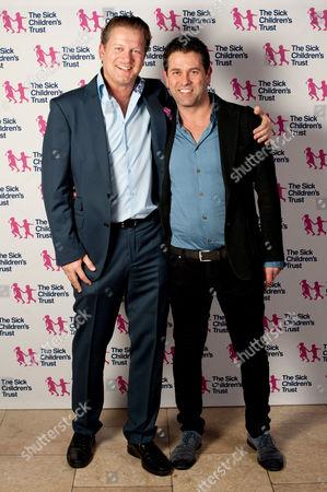 Soren Tholstrup and Patrick Baladi