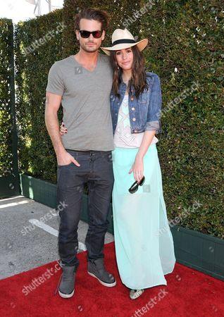Louise Roe and boyfriend Josh Slack