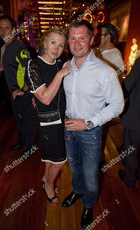 Editorial image of Laureus Sports Awards welcome party at Rio Scenarium Salsa Club, Lapa, Rio de Janeiro, Brazil - 10 Mar 2013