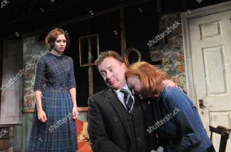 Editorial image of 'The Living Room' play at the Jermyn Street Theatre, London, Britain - 07 Mar 2013