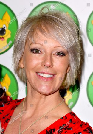 Stock Picture of Helen Chamberlain and Spud