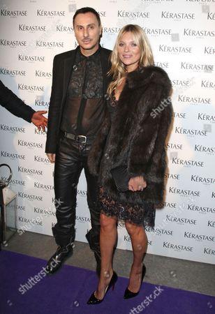 Editorial photo of L'Oreal Kerastase Paris event, London, Britain - 11 Mar 2013