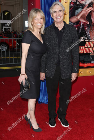 Stock Picture of Robyn Steinberg and  David Steinberg