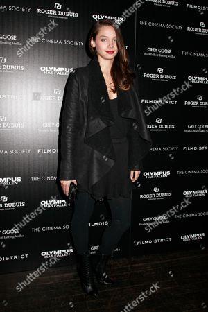Editorial picture of 'Olympus Has Fallen' Cinema Society film screening , New York, America - 11 Mar 2013