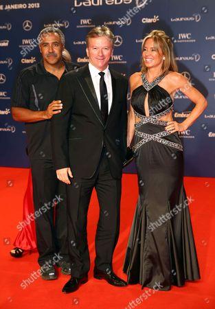 Daley Thompson, Steve Waugh, Annabelle Bond