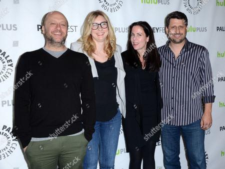 Dave Finkel, Elizabeth Meriwether, Katherine Pope, Brett Baer