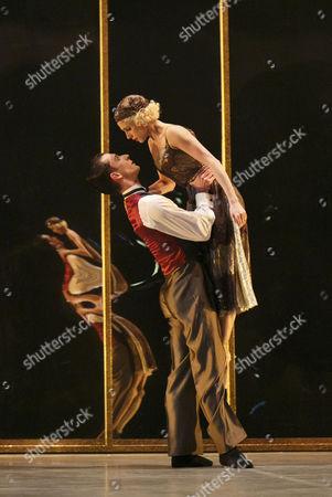 'The Great Gatsby' - Martha Leebolt (Daisy Buchanan), Tobias Batley (Jay Gatsby)