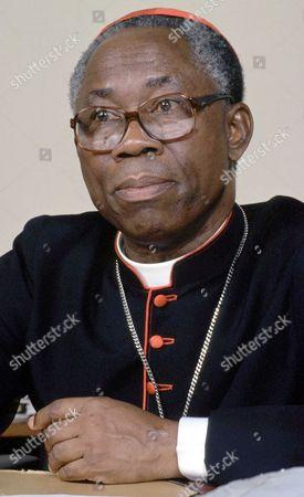 Cardinal Francis Arinze, Cardinal Bishop of Velletri-Segni