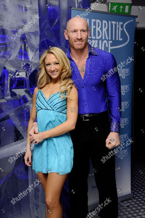 Editorial picture of 'Celebrities On Ice' tour launch, Ice Bar, London, Britain - 12 Mar 2013