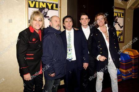 Editorial picture of 'Vinyl' gala film screening, London, Britain - 12 Mar 2013