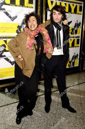 Stock Image of Sara Sugarman and Joel Sugarman