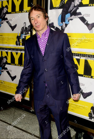 Editorial photo of 'Vinyl' gala film screening, London, Britain - 12 Mar 2013