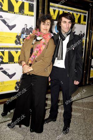 Editorial photo of 'Vinyl' gala film screening, London, Britain - 12 Mar 2013