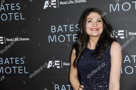 Stock Photo of Jenna Romanin