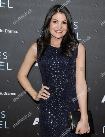 Stock Image of Jenna Romanin