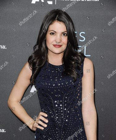 Editorial picture of 'Bates Motel' TV Series premiere, Los Angeles, America - 12 Mar 2013