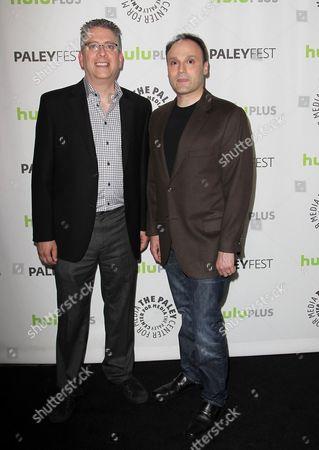 Bill Prady and Steven Molaro