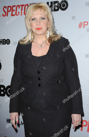 Editorial picture of 'Phil Spector' TV programme premiere, New York, America - 13 Mar 2013