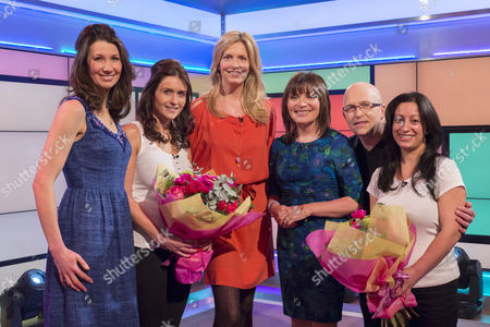 Editorial photo of 'Lorraine Live' TV Programme, London, Britain - 14 Mar 2013