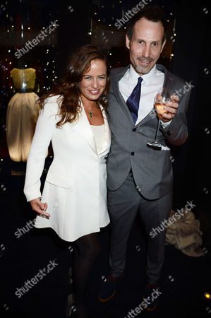 Jade Jagger and Marlon Richards