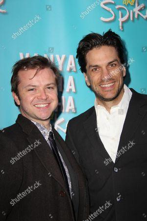 Chris Gunn and Will Swenson