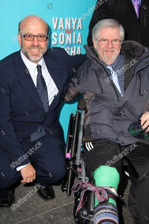 Larry Hirschhorn and Christopher Durang