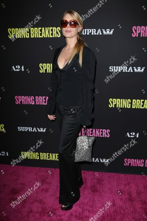 Editorial picture of 'Spring Breakers' film premiere, Los Angeles, America - 14 Mar 2013