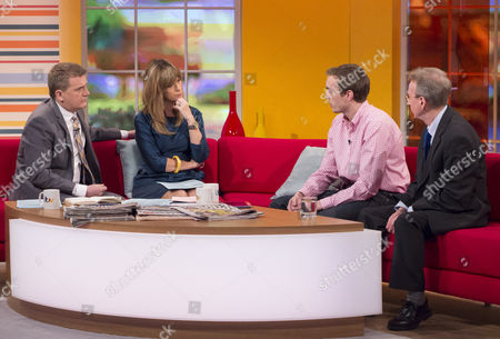 Editorial image of 'Daybreak' TV Programme, London, Britain - 15 Mar 2013