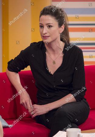 Editorial image of 'Daybreak' TV Programme, London, Britain - 15 Mar 2013