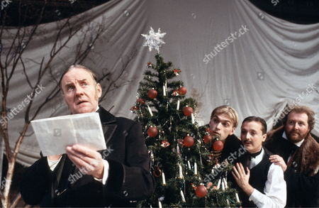 Editorial image of 'Twelfth Night' play at Riverside Studios, London, Britain - 03 Dec 1987