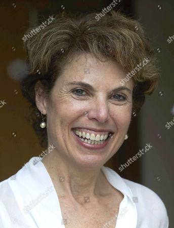 Stock Picture of Nancy Goldstone