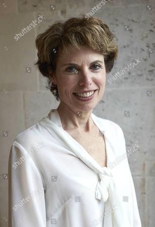 Stock Photo of Nancy Goldstone