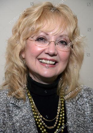 Stock Picture of Dr Gerri Kimber