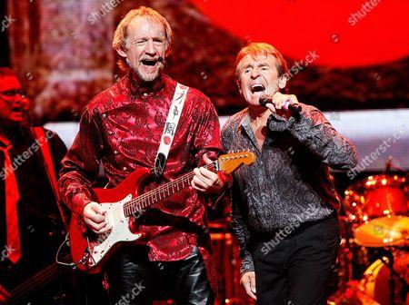 The Monkees - Peter Tork and Davy Jones