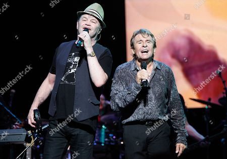 The Monkees - Micky Dolenz and Davy Jones