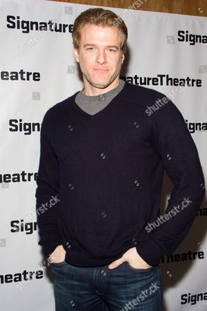Editorial picture of Opening night of 'The Mound Builders', New York, America - 17 Mar 2013