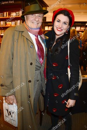Barry Humphries and Coco Fennell