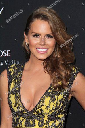 Stock Image of Michelle Celeste
