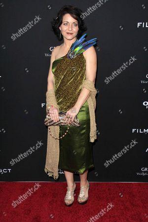 Editorial photo of 'Olympus Has Fallen' film premiere, Los Angeles, America - 18 Mar 2013