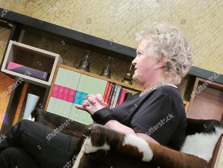 Stock Picture of Brenda Fricker