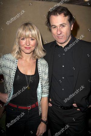Alecky Blythe and Peter Sullivan (Sir Robert Morton)
