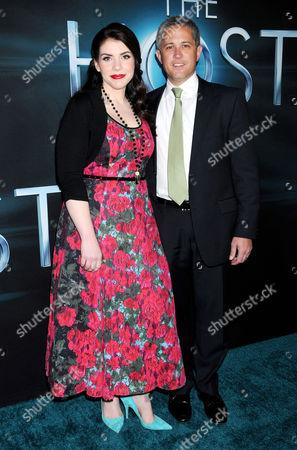 Stephenie Meyer and husband Christian Meyer