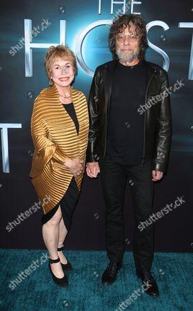 Stock Photo of Paula Mae and Steve Schwartz