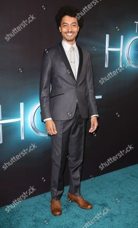 Editorial photo of 'The Host' film premiere, Los Angeles, America - 19 Mar 2013