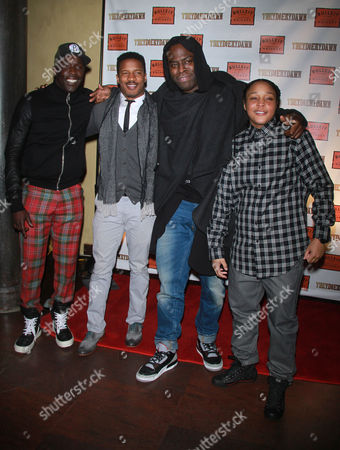 Michael Kenneth Williams, Nate Parker, Jeymes Samuel, Felicia Pearson