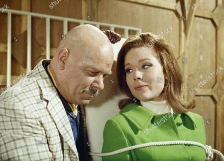 Kenneth J Warren and Diana Rigg