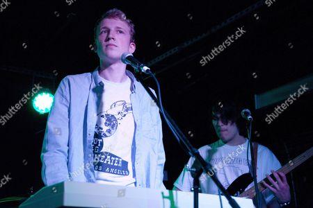 Dan Croll band