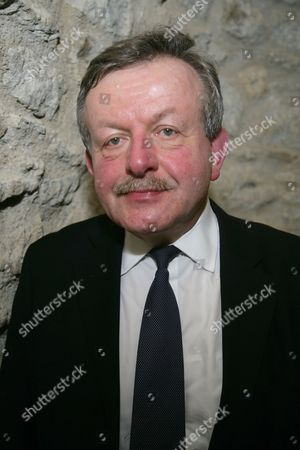 Stock Photo of Alistair Cooke