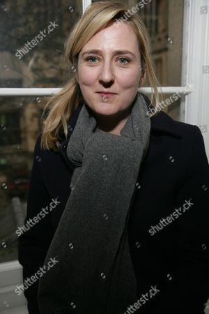 Stock Photo of Susie Boyt